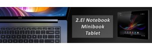 2.EL Notebook - Minibook - Tablet