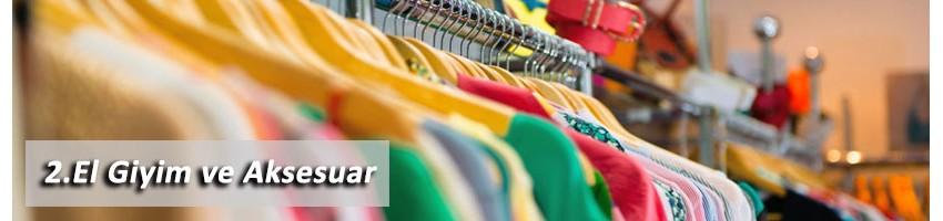 2.El Giyim ve Aksesuarlar