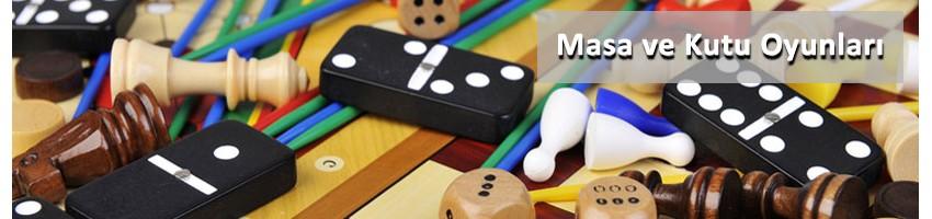Masa ve Kutu Oyunları