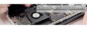Notebook - Minibook Yedek Parça